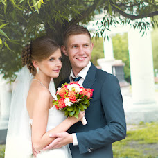 Wedding photographer Irina Pavlova (KotenOK27). Photo of 08.07.2014
