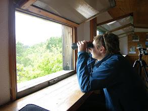 Photo: Vulture watching at Dadia