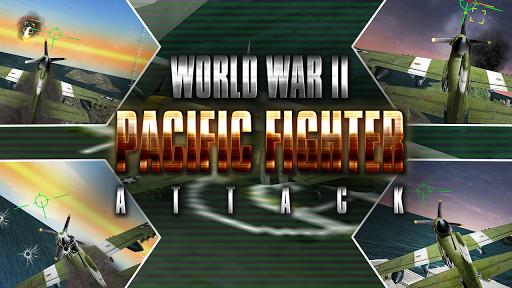 WW2太平洋戦闘攻撃3D