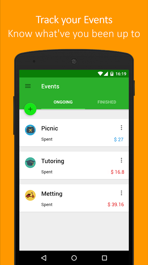 Money Lover - Money manager- screenshot