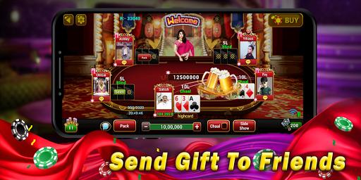 Universal Teen Patti - Indian Poker Game 1.10 screenshots 3