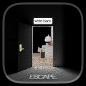 Escape -whiteBlack-