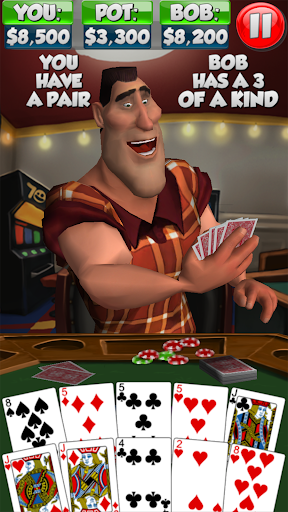 Poker With Bob  screenshots 3