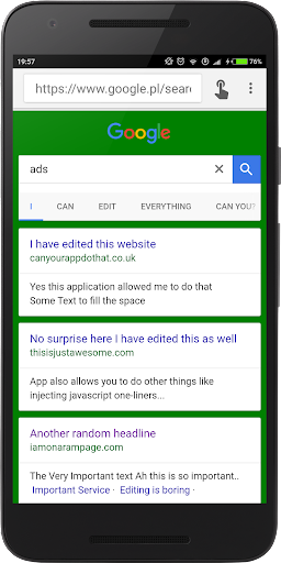 Inspect and Edit HTML Live Pro screenshot 4
