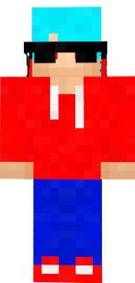 this is an updated version of my actual skin.