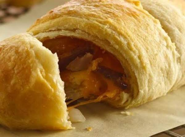 Dianna's Breakfast Roll-ups Recipe