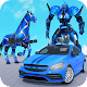 Download Real Horse Robot Transforming Games - Robot Car 3D For PC Windows and Mac