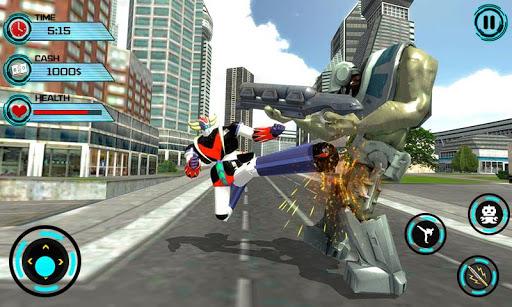 3D Robot Wars android2mod screenshots 2