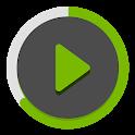 Free HD Media Player   MP4   MP3   WMV   AVI   MKV icon