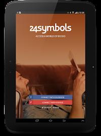 24symbols – online books Screenshot 9