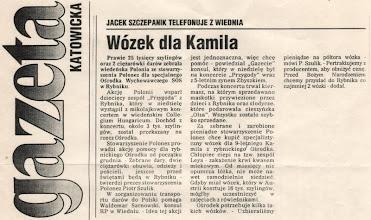 Photo: GAZETA WYBORCZA (katowicka) - 8 grudnia 1992 r.