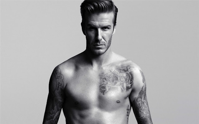 David Beckham Theme & New Tab