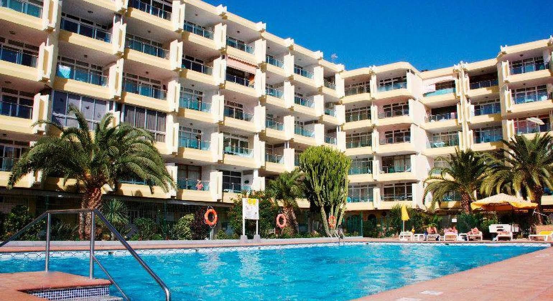 Apartamentos Roque Nublo
