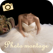 Wedding Dress. Photo Maker
