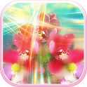 Spring Orchids Live Wallpaper icon