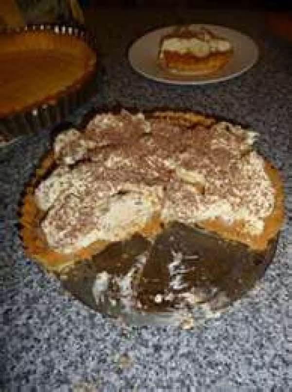 Banaffee Pie Recipe