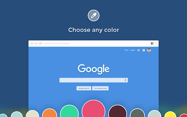 Personalize Your Default New Tab Page And GoogleTM Homepage With Custom Background Images Colors Favorite Wallpapers