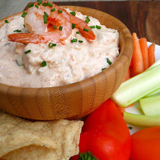 Spicy Devil Creole Shrimp Dip