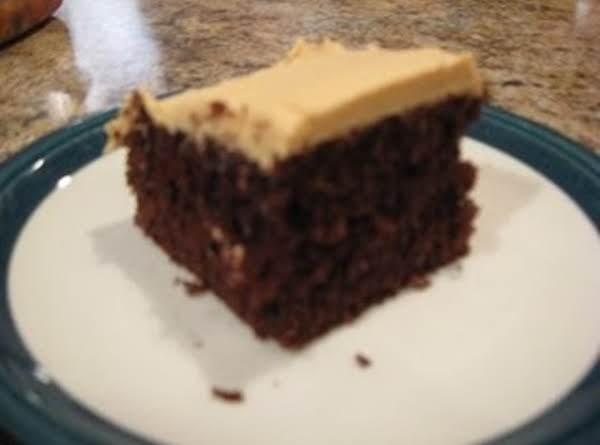 Chocolate Peanut Butter Weight Watcher Cake
