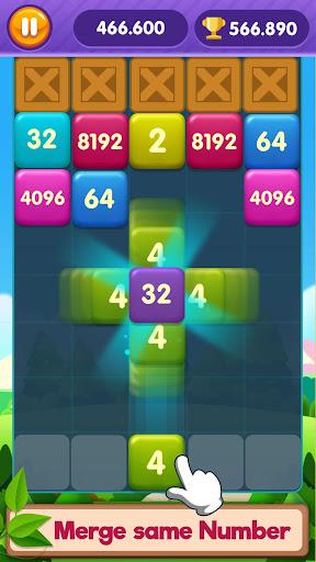 Block blast -  Shot n Merge 2048 2.3 screenshots 4