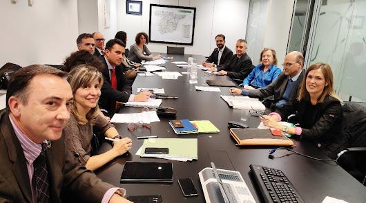 Comisión Técnica de Almería Alta Velocidad SA.