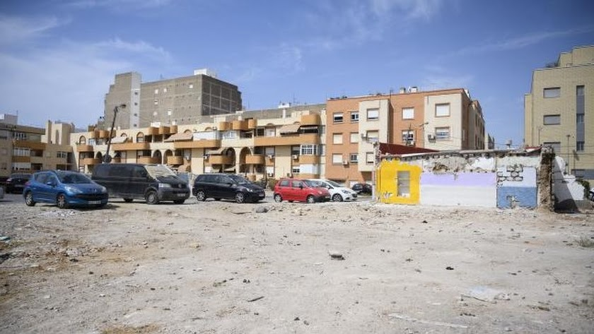 El Barrio Alto será urbanizado