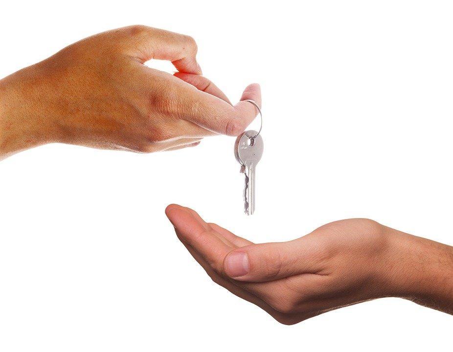 Give, Key, Receive, Hand, Keys, Real Estate, Rent, Sale