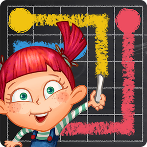 Doodle Lines: Dots Link Puzzle for PC and MAC