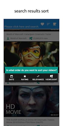 YouTube Repeat Player Lite - Loop, Floating Videos 1.0.9 screenshots 4
