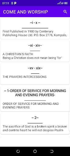 Come and Worship screenshot 5