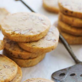 Butter Pecan Shortbread Cookies Recipe