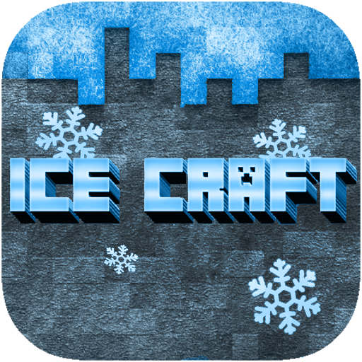 Ice Craft : Winter Crafting and Survival Spel (APK) gratis nedladdning för Android/PC/Windows