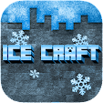 Ice Craft : Winter Crafting and Survival icon