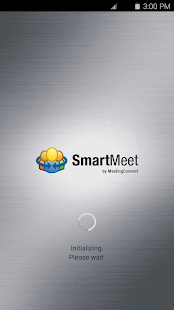 SmartMeet- screenshot thumbnail