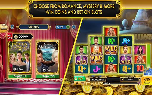 Black Diamond Casino Stories & Slots screenshot 10