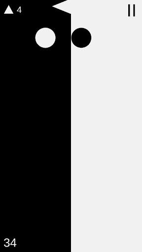 Dualism - a minimal addictive casual game 1.02 screenshots 1