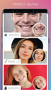 Fotogenic : Face & Body tune and Retouch Editor Apk Download For Android and Iphone 7