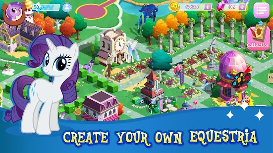 MY LITTLE PONY: Magic Princess- screenshot thumbnail