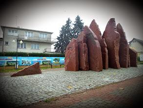 Photo: pomnik gór nad morzem....
