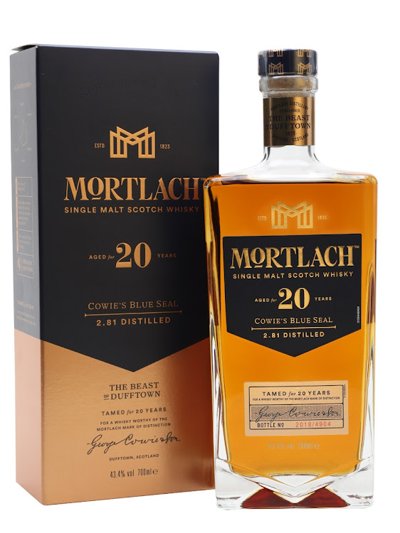 Logo for Mortlach 20 Year
