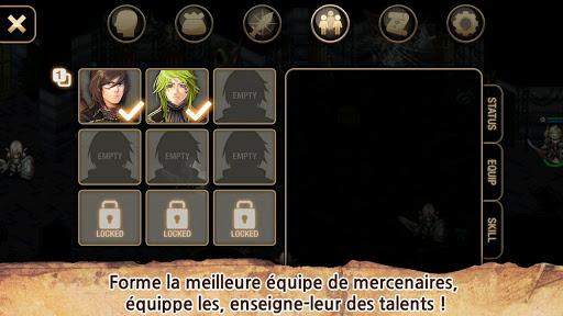 Inotia 4 APK MOD – Pièces Illimitées (Astuce) screenshots hack proof 2