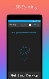 iSyncr: iTunes to Android Apk 5