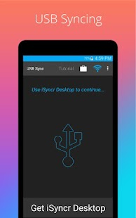 iSyncr: iTunes to Android Screenshot