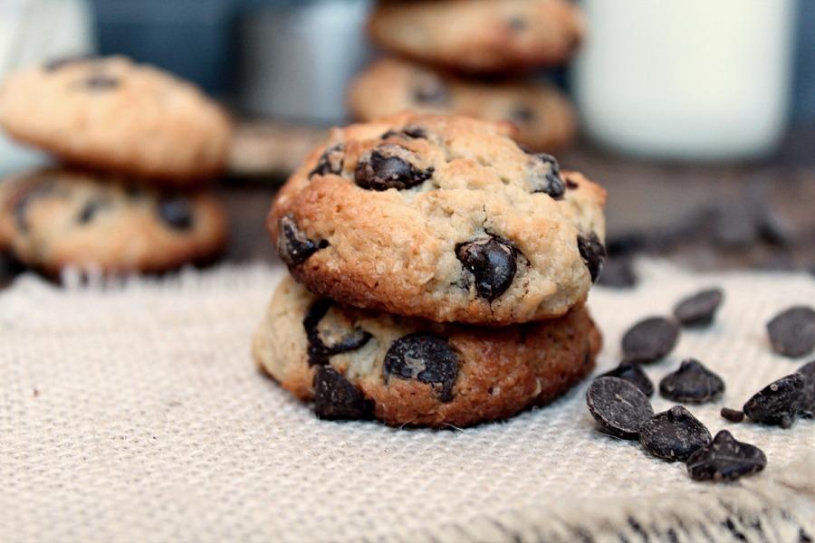 blueberry yogurt cookies recipe chocolate chip smores - 900×600