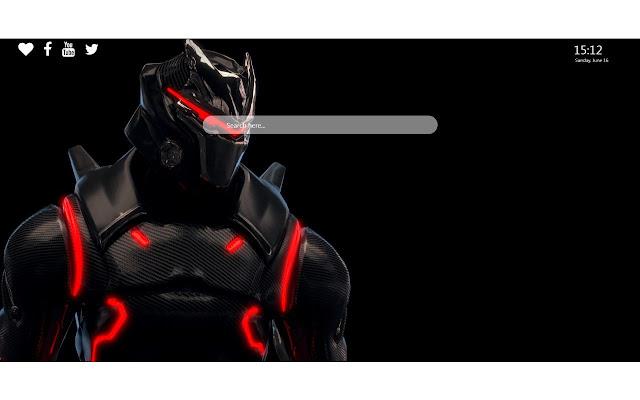 Ninja Wallpaper Fortnite Hd New Tab