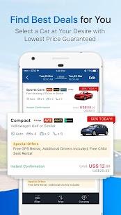 EasyRentCars - Cheap Global Car Rental - náhled
