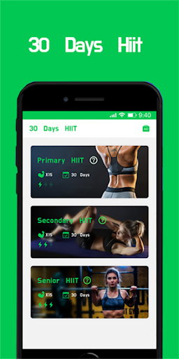 Image of 30 Days HIIT 1.5.0 1
