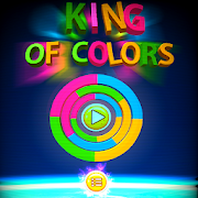 King Of Colors - Colors Matching Game