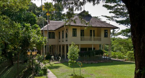 Casa de Agnes Keith
