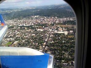 Photo: And there's Spokane, Washington.